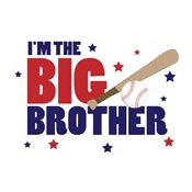 i'm the big brother baseball