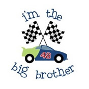 big brother race car