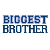 biggest brother t-shirt varsity