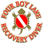 Four Boy Lake Recovery Diver