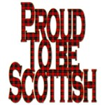 Proud to be Scottish