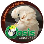 Birds of The Oasis Cockatoo Collection