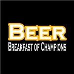 Beer. Breakfast of Champions