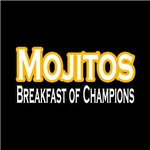 Mojitos. Breakfast of Champions