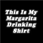 My Margarita Drinking Shirt
