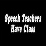 Speech Teachers Have Class
