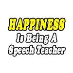 Happiness...Speech Teacher