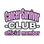 Cancer Survivor Club (Pink)