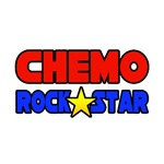 """""""Chemo Rock Star"""" Shirts and Gifts"""