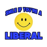 Smile If You're a Liberal