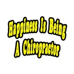 Happiness is Being a Chiropractor