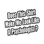 Look Like a Psychologist?
