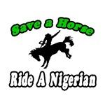 Save Horse, Ride Nigerian