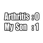 My Son's Beating Arthritis