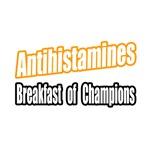 Antihistamines...Breakfast
