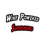 Wine Powered Superhero