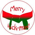 Martial Arts Christmas