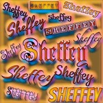 Sheffey Neon Pop Art Fonts - 9647