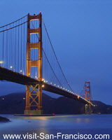 Golden Gate Bridge Products