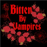 Bitten by Vampires with Roses, Light Red