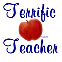 15. Terrific Teachers!