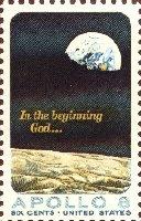 Apollo 8 In the Beginning God ...