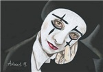 CLOWNS/THEATRICAL - 'THE MIME'