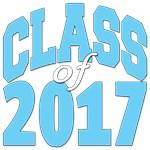 Class of 2017 blue