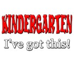Kindergarten I've Got This