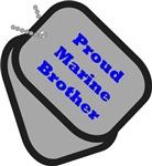 Proud Marine Brother