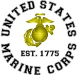 US Marine Corps Est 1775