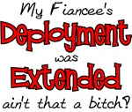 Fiancee's Deployment Extended