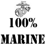 100 % Marine