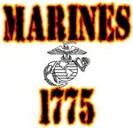 Marines 1775 Fire