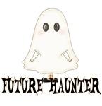 Future Haunter Halloween Ghost