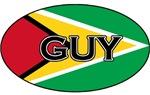 Guyanese Stickers