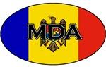 Moldovan sticker