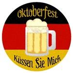 Oktoberfest Kiss Me