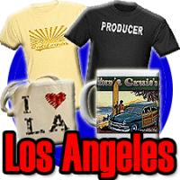 Los Angeles t shirts & gifts