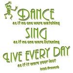 Sing, Dance, Live 3