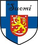 Suomi Shield / Finnish / Finland Crest