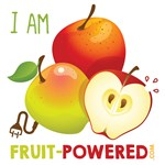 I Am Fruit-Powered! (Apples)