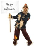 Scarecrow Warning