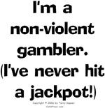 Non-violent Gambler