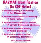 Hazmat ID - Cop Method