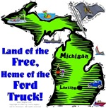MI - Land of the Free, Home of the Ford Truck!