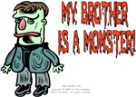 My Brother is a Monster! (Frankenstein)