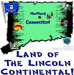 CT - Land of The Lincoln Continental!