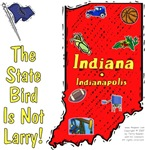 IN - The State Bird Is Not Larry!