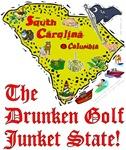 SC - The Drunken Golf Junket State!